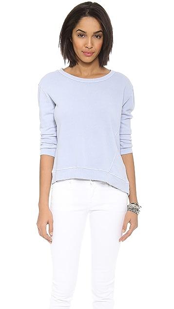 Wilt Shrunken Cropped Sweatshirt