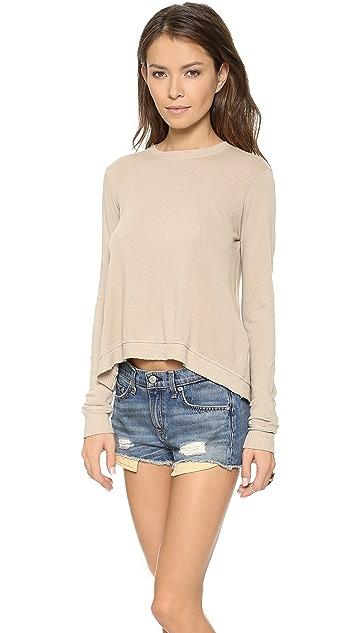Wilt Crossover Back Sweatshirt