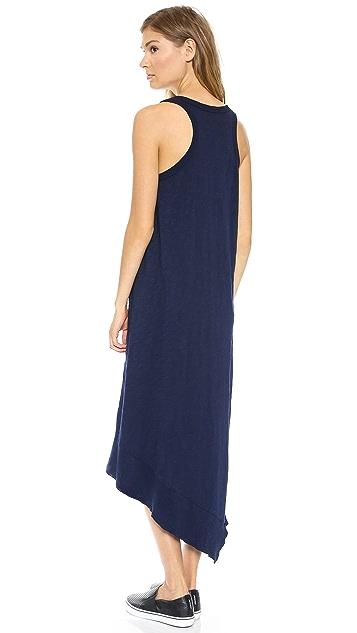 Wilt Slim Back Slant Tank Dress