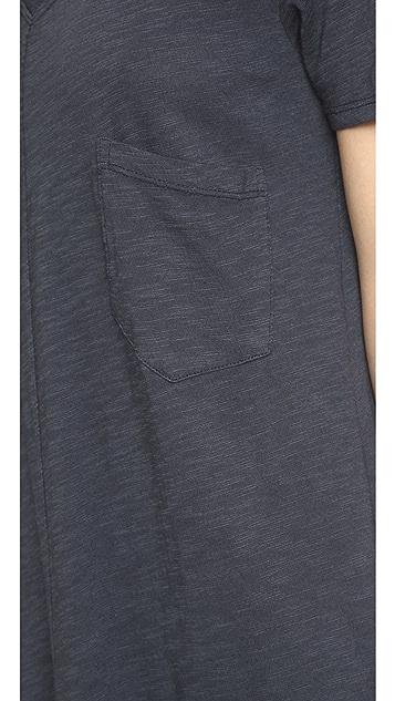 Wilt Shifted Pocket Tee Dress
