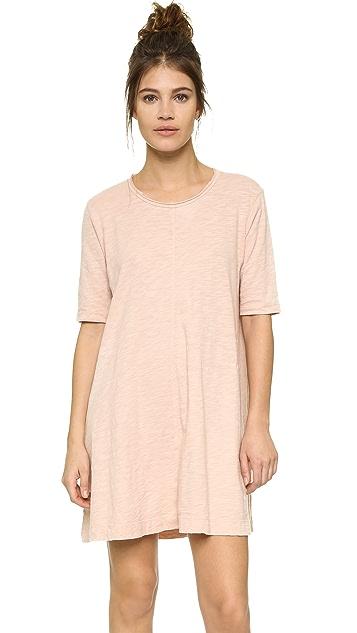 Wilt Trapeze Tee Dress