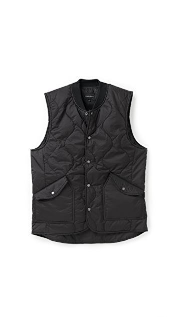 Wings + Horns Combat Vest