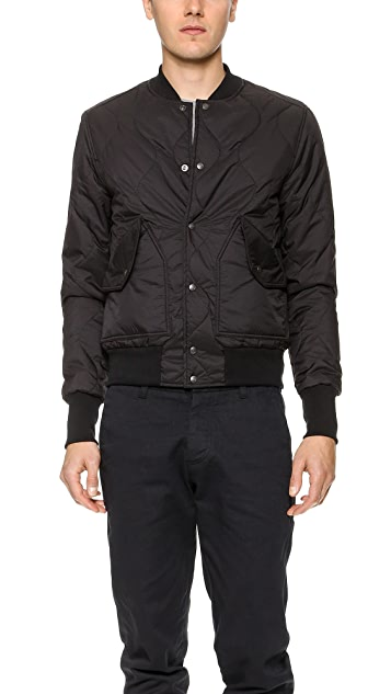 Wings + Horns Combat Bomber Jacket