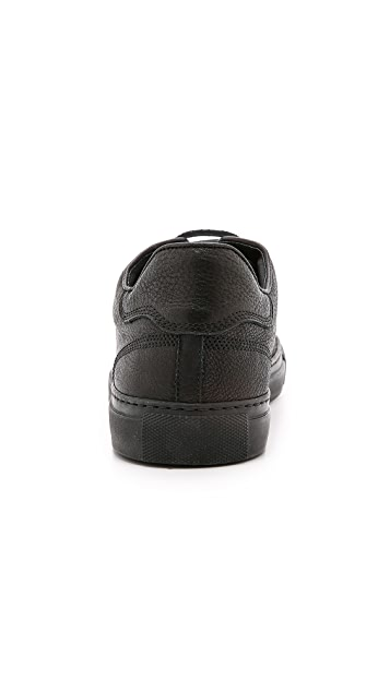 Wings + Horns Leather Low Top Sneakers
