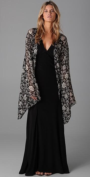 Winter Kate Everclear Long Dress