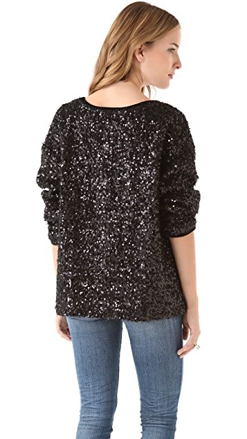 Winter Kate Sequined Sweater