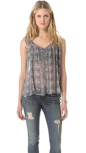 Winter Kate Fay Top