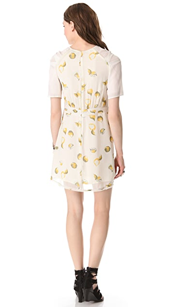 Winter Kate Marigold Dress