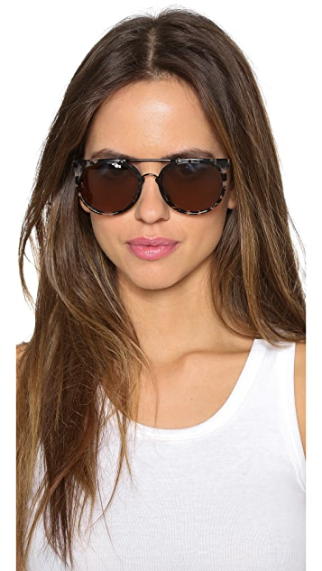 Wonderland Stateline Sunglasses