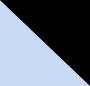 Black Matte/Steel Blue