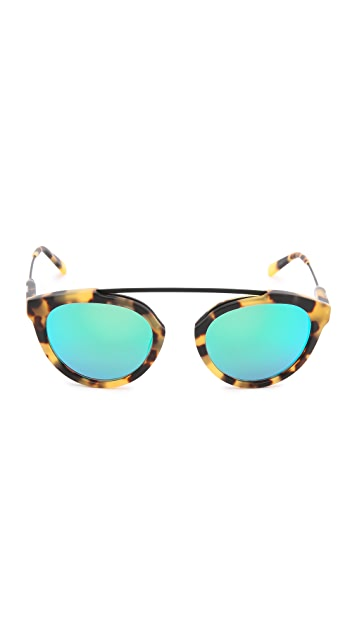 Westward Leaning Flower 2 Sunglasses