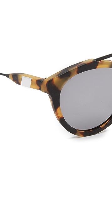 Westward Leaning Flower 1 Sunglasses