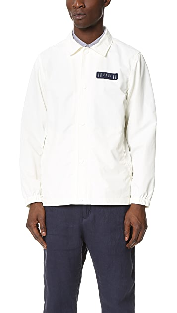 White Mountaineering [WHITE] Coach Jacket