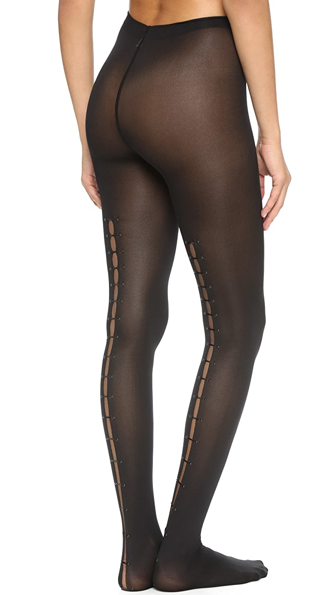 c48916fc915 Wolford Carrie Tights