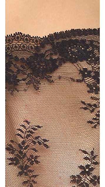 Wolford Filigra Lace Forming Slip