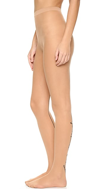 Wolford Love TIghts