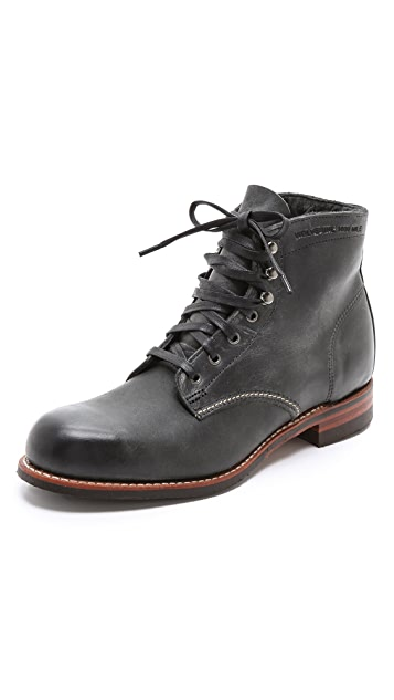 698b2e634d1 Morley Chromexcel Leather Boots