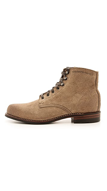 3bdb6a403d4 Morley Full Grain Leather Boots