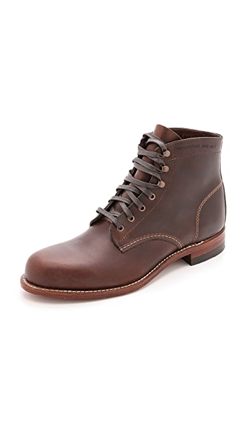 Wolverine 1000 Mile Wolverine 1000 Mile Boots
