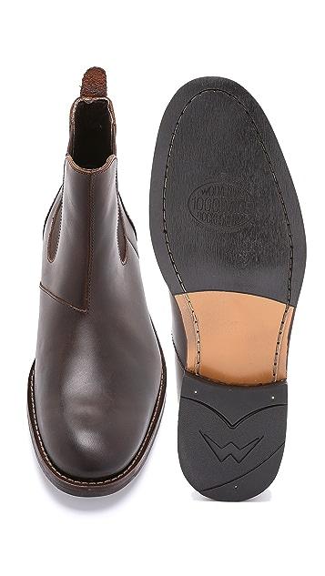dc8bb2bfc39 Montague 1000 Mile Chelsea Boots