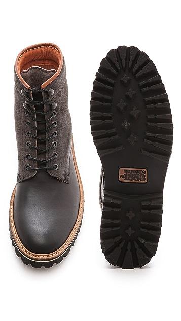 Wolverine 1883 Tomas Plain Toe Boots