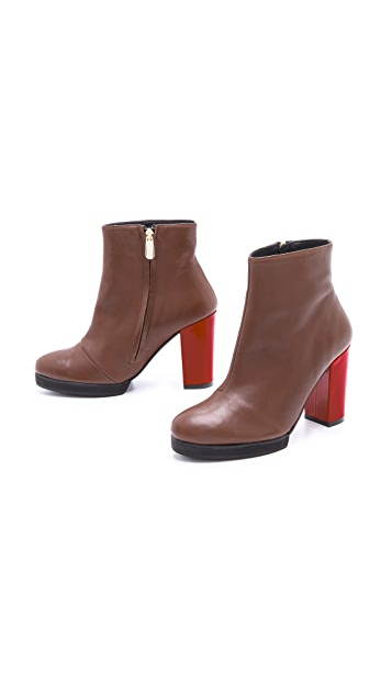 Won Hundred Hydro Platform Booties