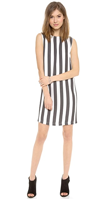 Won Hundred Jenn Stripe Dress