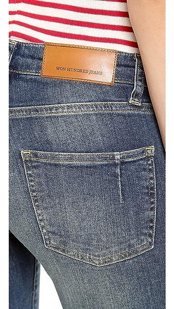 Won Hundred Lillian Jeans