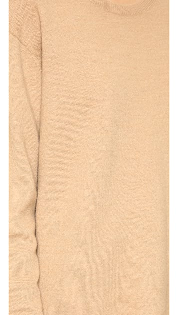 Won Hundred Coral Sweater