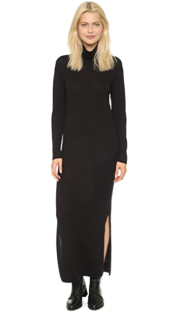 addcd5153d1 Won Hundred Christa Maxi Sweater Dress