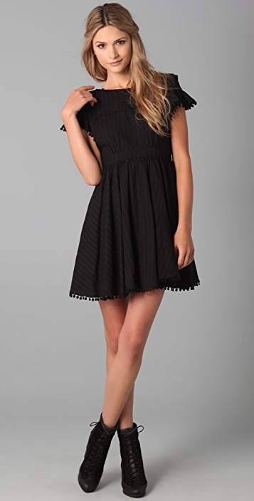 Woodford & Co Tuscan Mini Dress