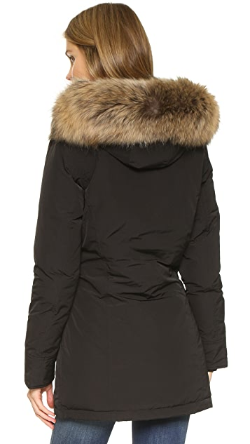 Woolrich Luxury Acrtic Hooded Parka