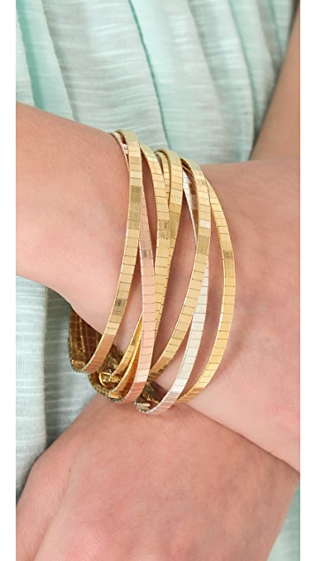 Wouters & Hendrix Mixed Metals Bracelet Set