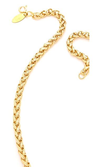 Wouters & Hendrix Chunky Stone Necklace