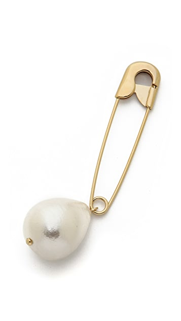 Wouters & Hendrix Pin Imitation Pearl Brooch