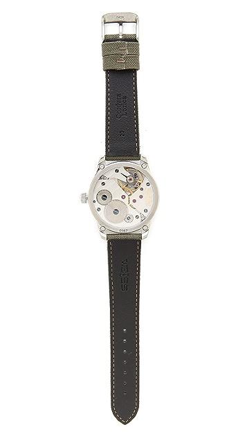 Weiss Watch Co. Standard Issue Field Watch