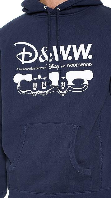 Wood Wood Wood Wood x Disney Evan Hoodie