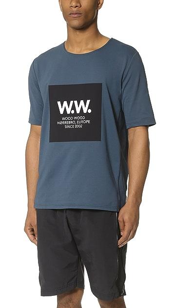 Wood Wood Kenway T-Shirt