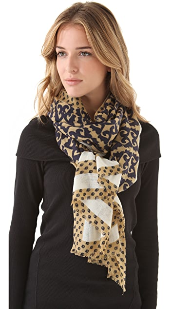 YARNZ Squirrel Scarf