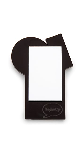 Yazbukey Lizzy Thunderstorm Lighter Mirror