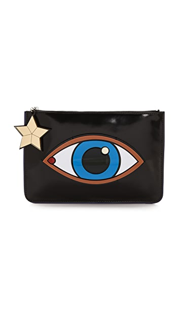 Yazbukey Eye Clutch