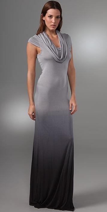 Young Fabulous & Broke Ombre Bliss Long Dress