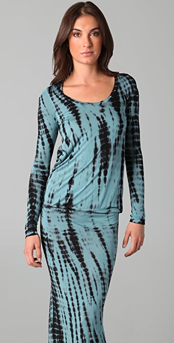 Young Fabulous & Broke Rebel Wash Gloria Maxi Dress