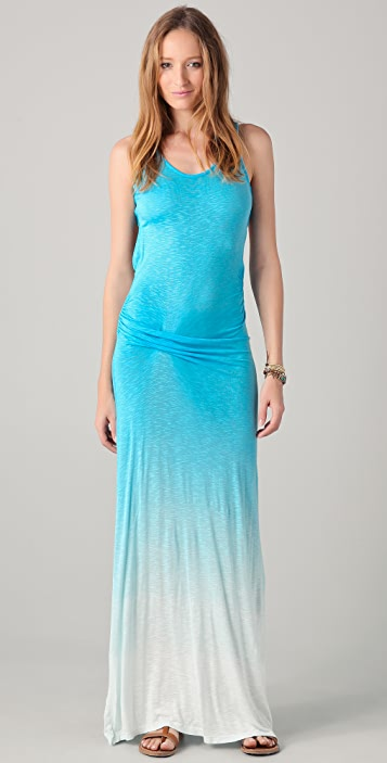 Young Fabulous & Broke Harpe Ombre Maxi Dress