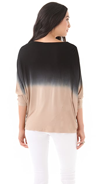 Young Fabulous & Broke Morongo Ombre Top