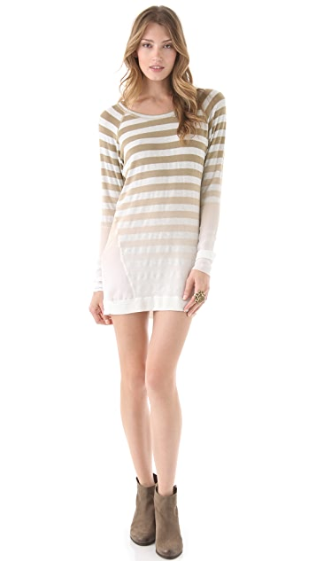 Young Fabulous & Broke Afton Ombre Sweater Dress