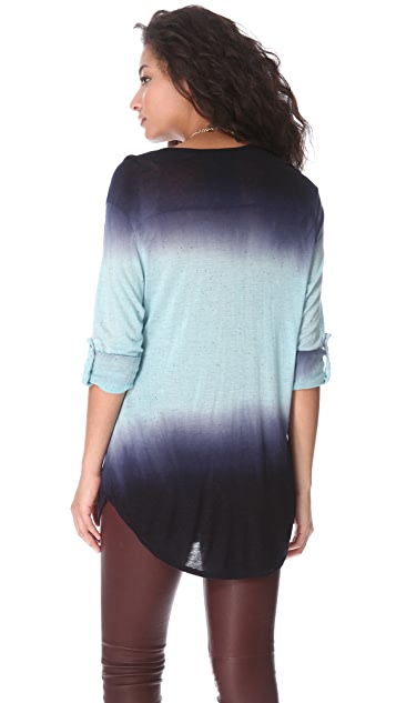 Young Fabulous & Broke Hadley Ombre Top