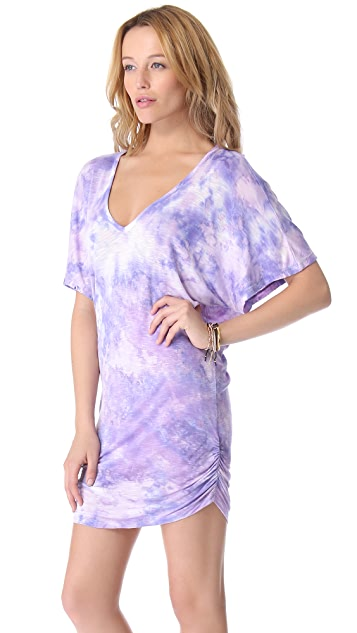 Young Fabulous & Broke Trish Cloud Wash Tunic Dress