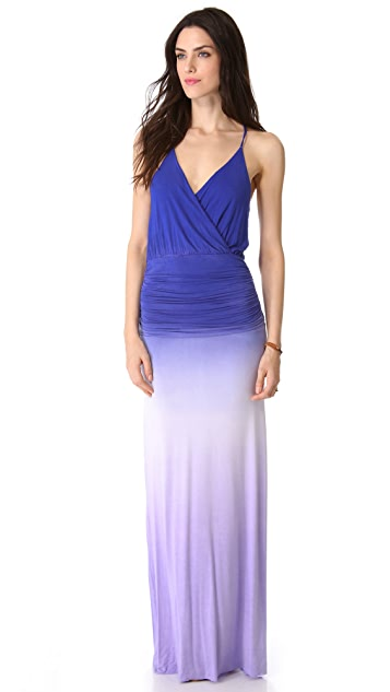 Young Fabulous & Broke Hattie Ombre Maxi Dress