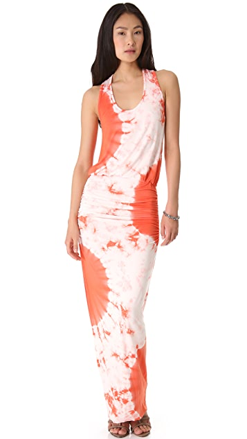 Young Fabulous & Broke Mel Eclipse Wash Maxi Dress
